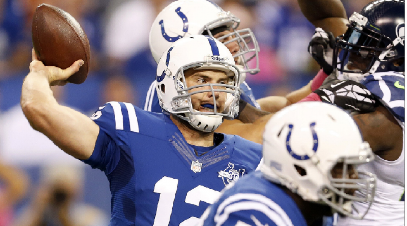 No reason to doubt Colts on Monday night