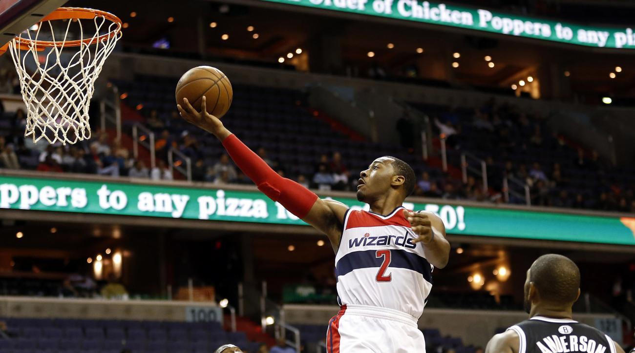 Mannix's NBA Fast Breaks: Washington Wizards