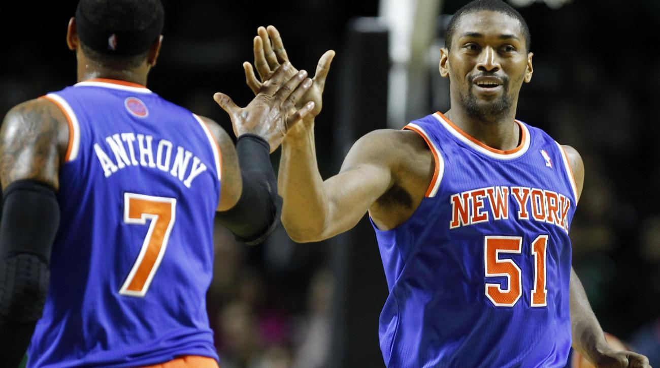 Mannix's NBA Fast Breaks: New York Knicks