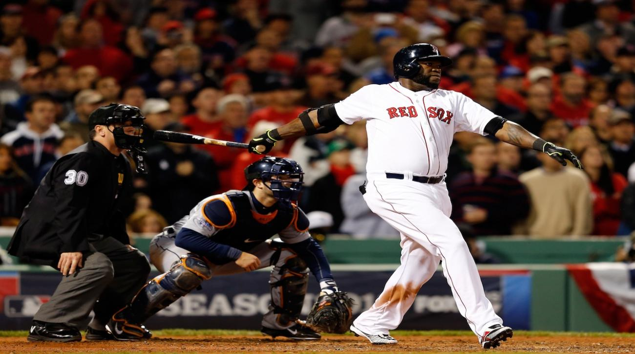 How David Ortiz changed the ALCS with one swing