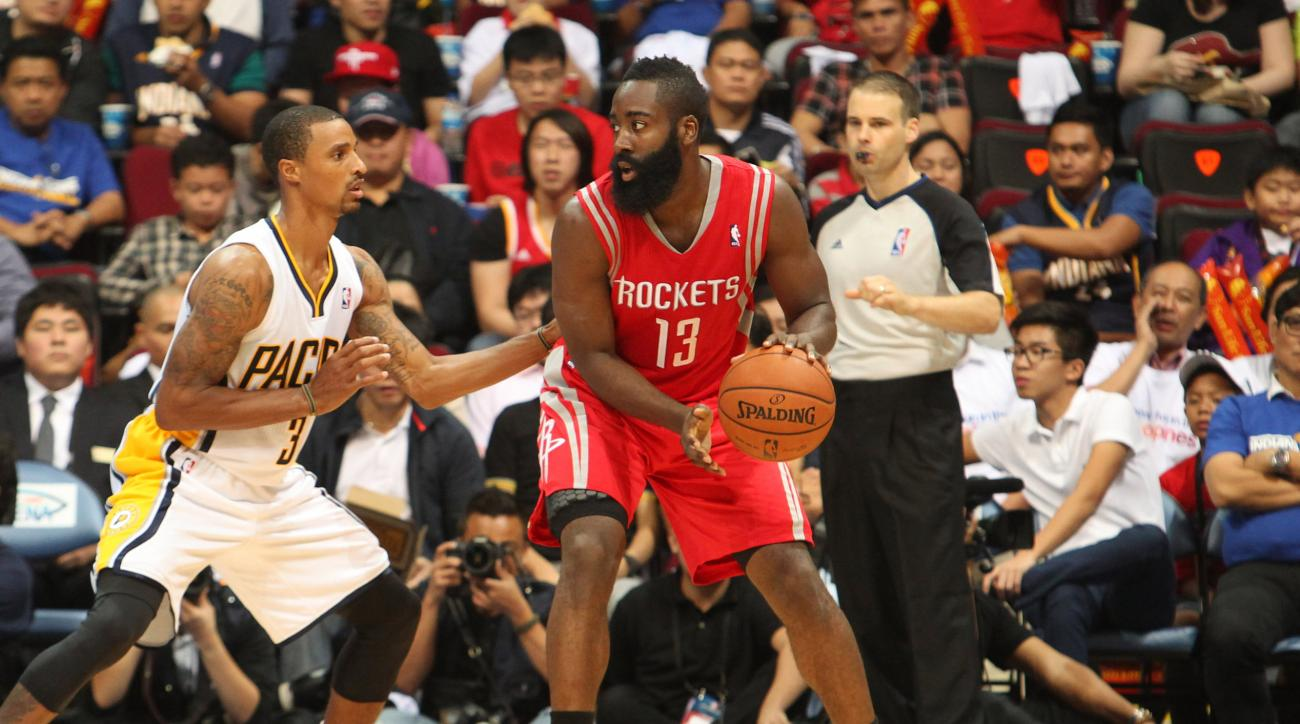 Mannix's NBA Fast Breaks: Houston Rockets