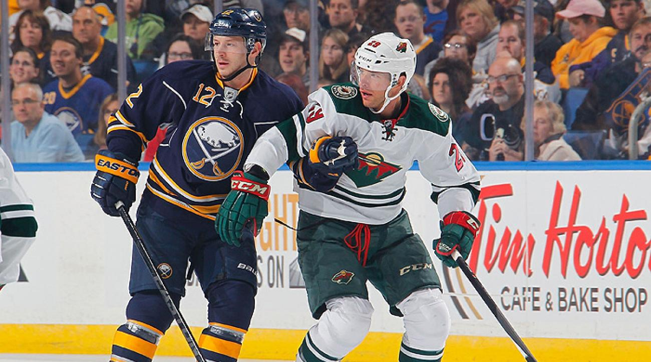 Pominville, Wild keep Sabres winless