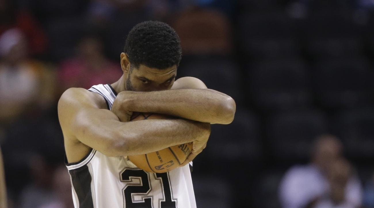 Mannix's NBA Fast Breaks: San Antonio Spurs