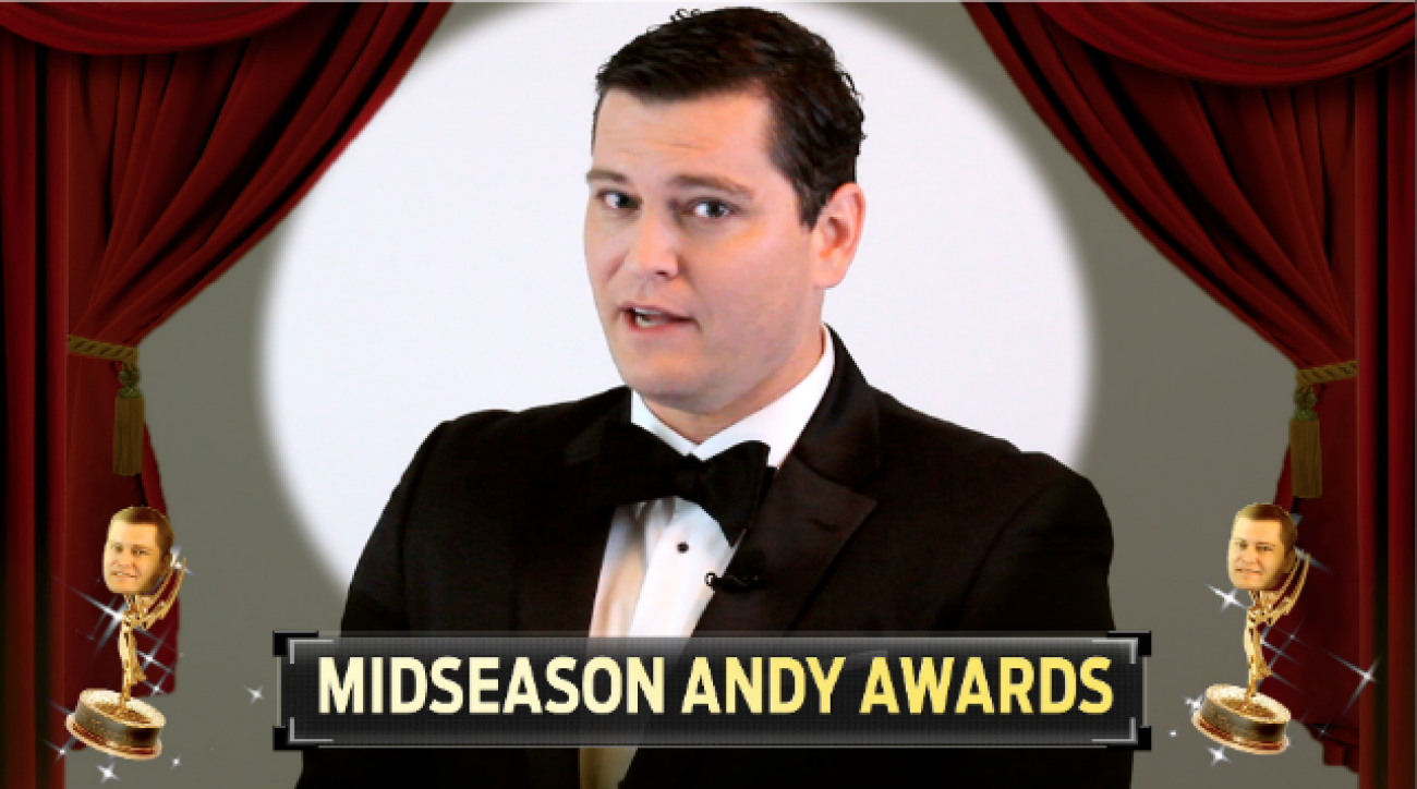 Midseason Andy Awards: The best in college football
