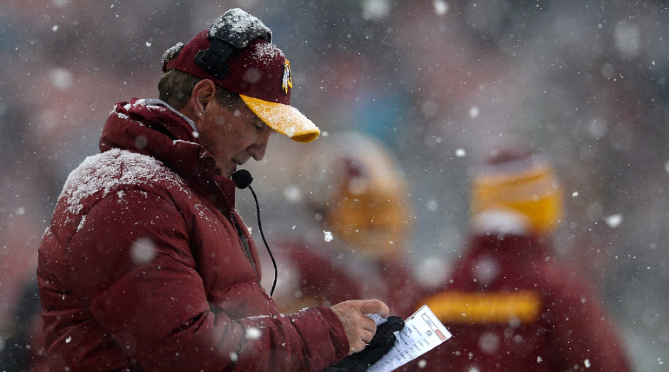 SI Now: Shanahan benches RG3 for the rest of the season