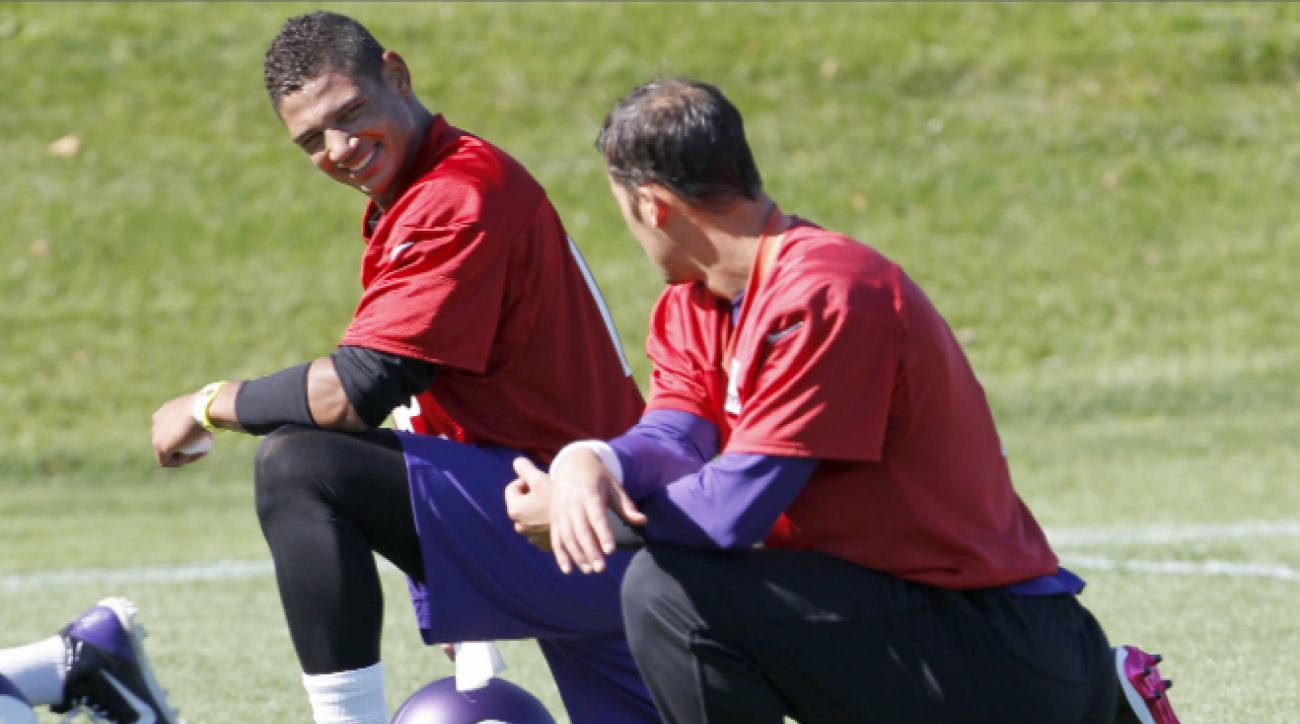 Pro Football Now: 'A different approach' for the Vikings offense