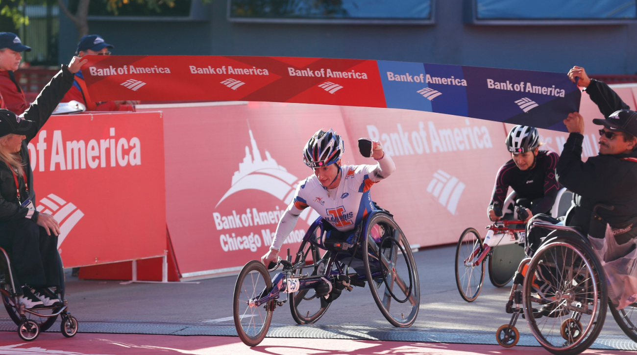 SI Now: Tatyana McFadden on going for the grand slam