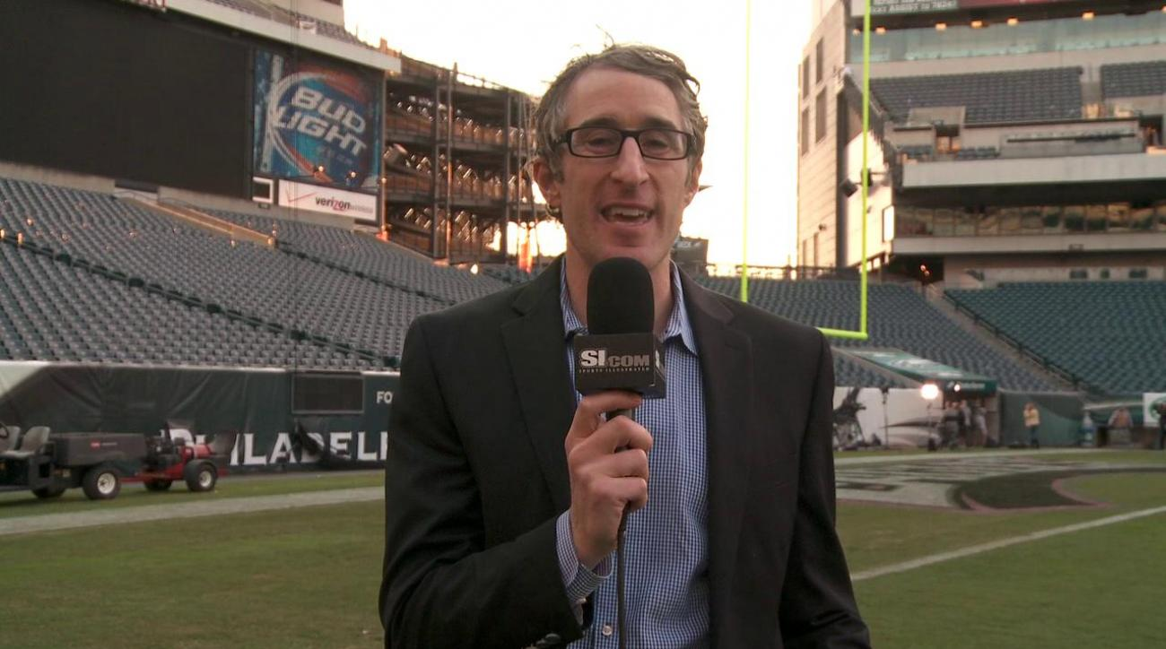 What will the Philadelphia Eagles do about their QB problem?