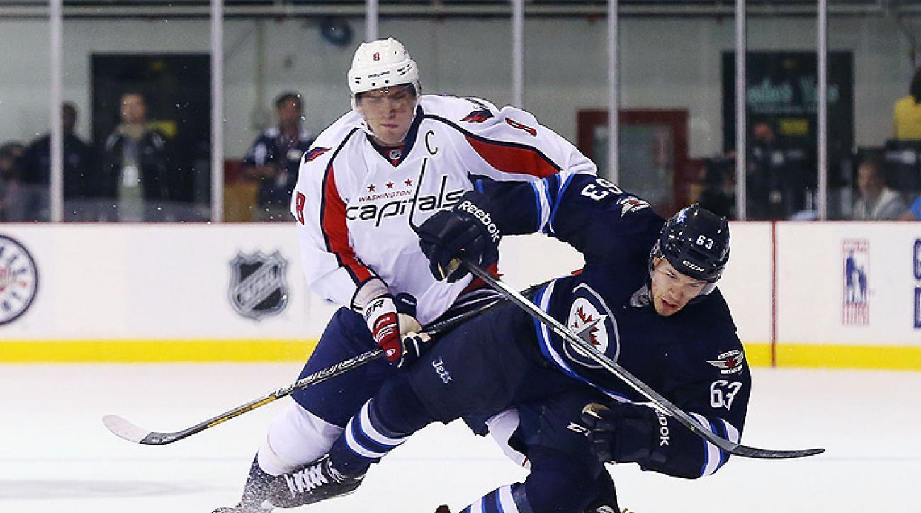Capitals outlast Winnipeg in shootout