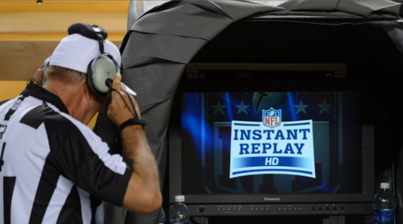 Pro Football Now: Will the NFL centralize instant replay?