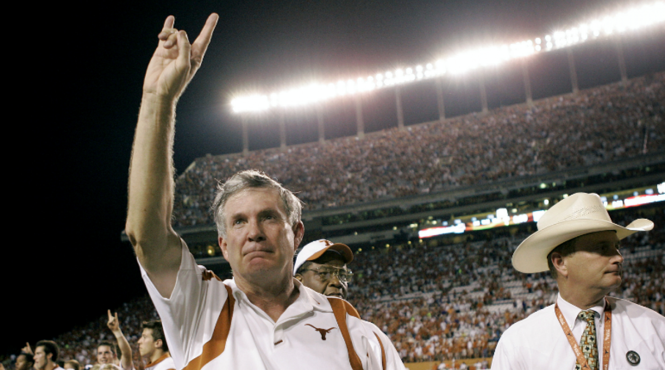 SI Now: Mack Brown denies reports of decision to stepping down