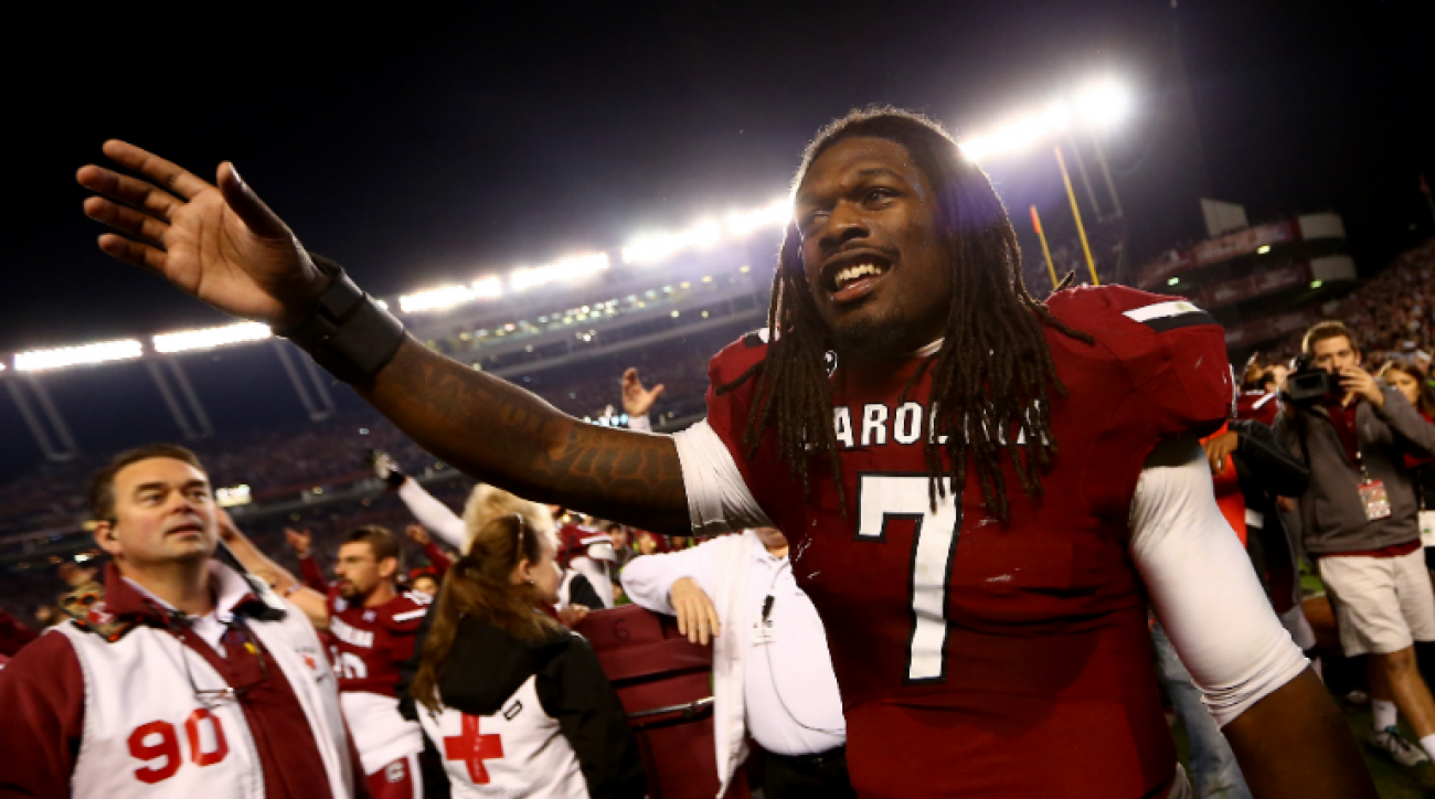 SI Now: Is Clowney a Boom or Bust NFL prospect?