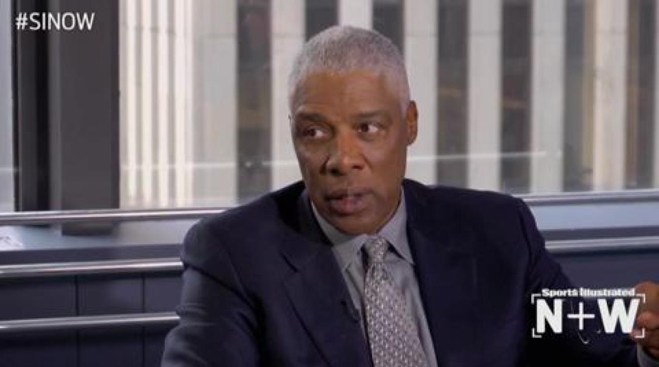 "SI Now: Dr. J talks Miami and San Antonio ""Big 3"""