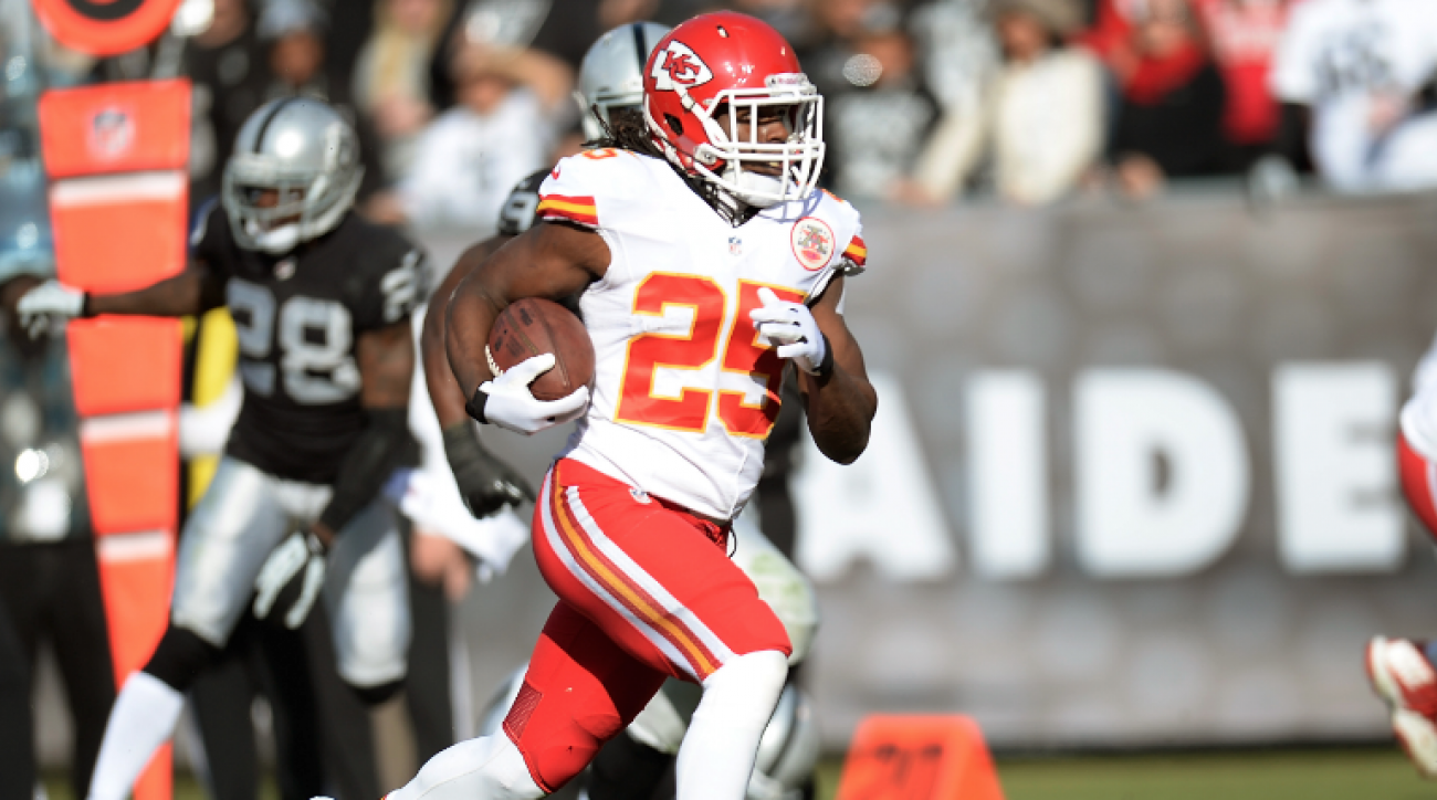 SI Now: Ford 'Power Player' Jamaal Charles