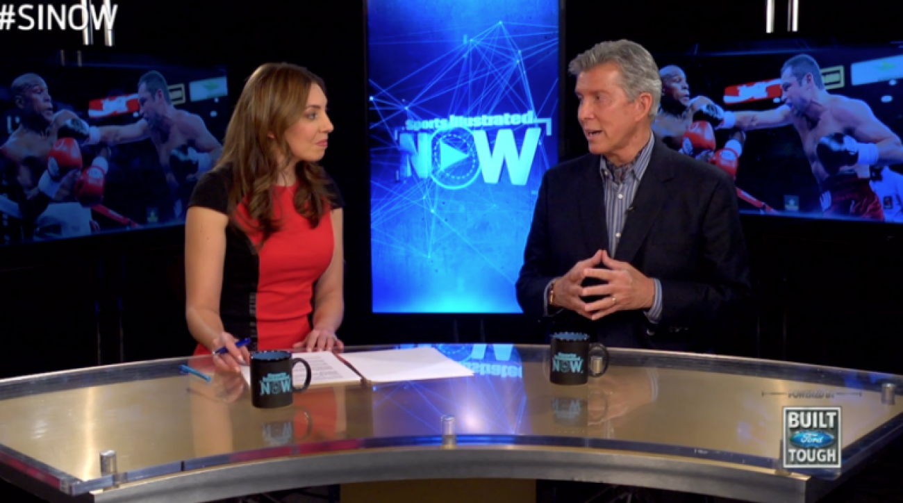 SI Now: Michael Buffer reflects on iconic boxing moments