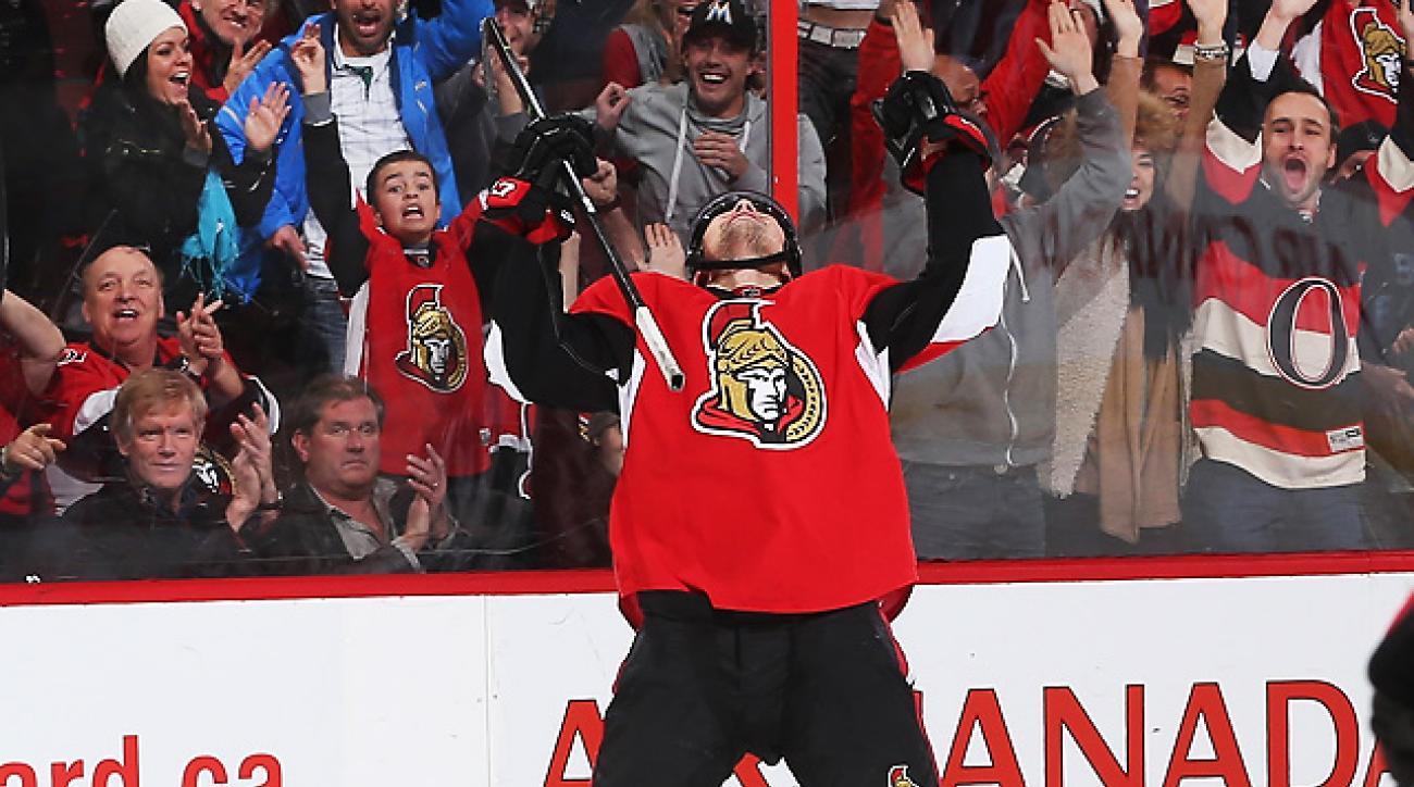 Ceci's first career NHL goal lifts Senators over Blues in OT