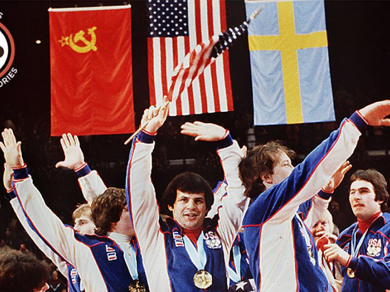Mike Eruzione, U.S. Olympic hockey team