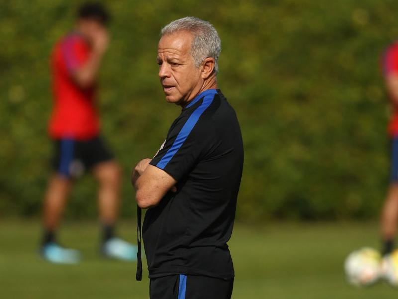 Dave Sarachan is the USMNT's interim coach