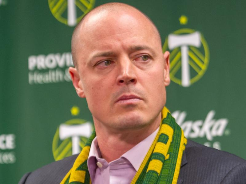 Portland Timbers and Thorns owner Merritt Paulson