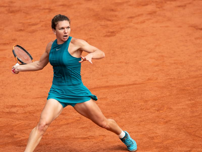 Simona Halep best player world french open 2018 roland garros