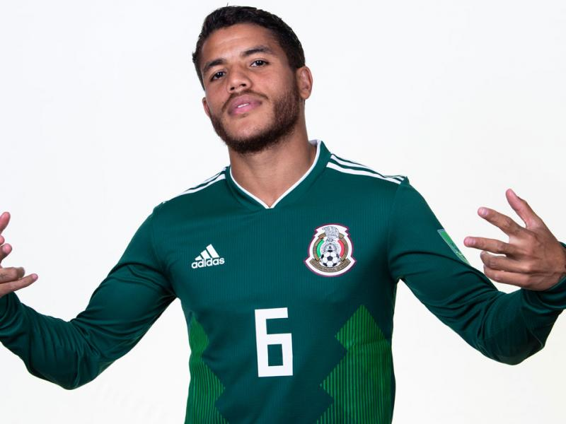 Jonathan Dos Santos leads Mexico into the 2018 World Cup