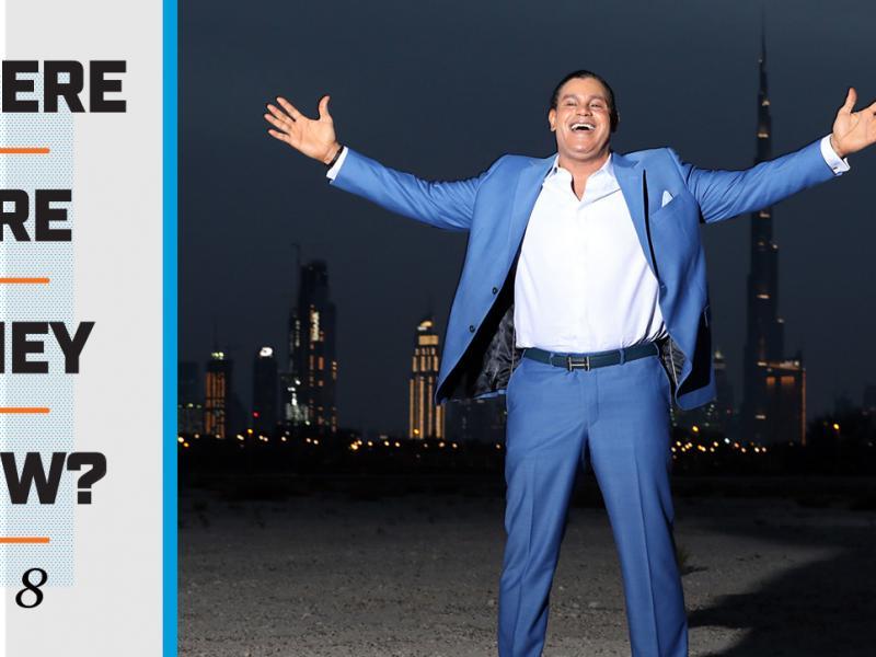 Sammy Sosa: Cubs home run leader on Mark McGwire, 1998 and life in Dubai
