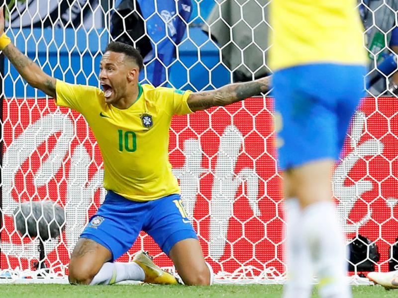 Brazil v Belgium : Quarter Final - 2018 FIFA World Cup Russia