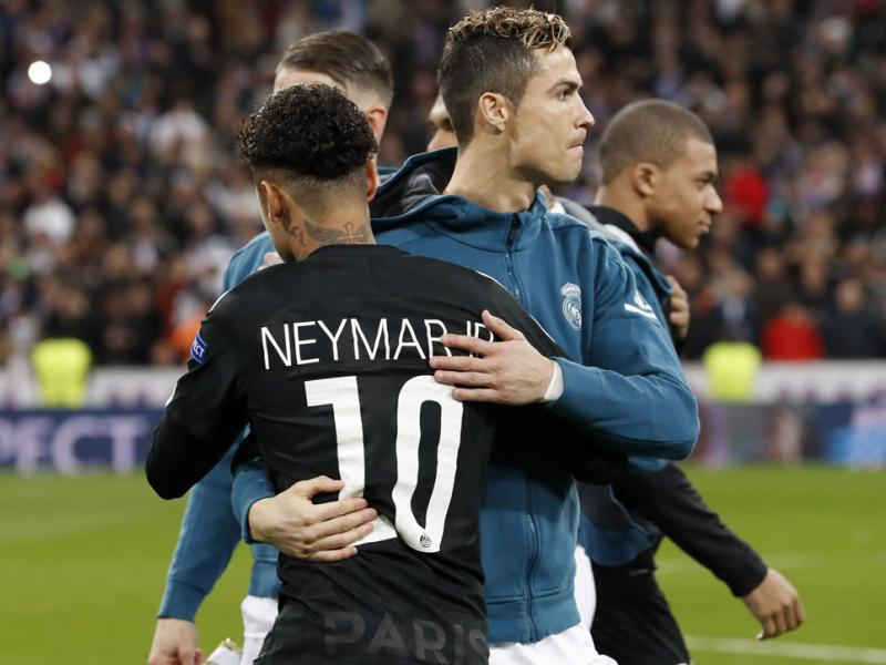 Real Madrid is targeting Neymar, Kylian Mbappe and Eden Hazard to replace Cristiano Ronaldo