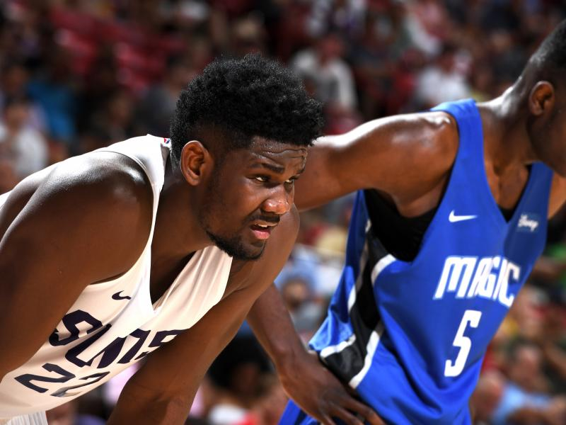 2018 NBA Summer League - Las Vegas  - Orlando Magic v Phoenix Suns