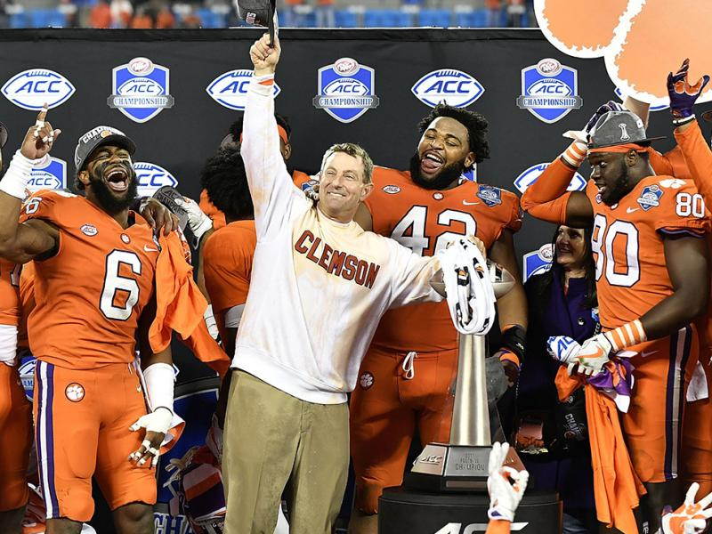 ACC preseason poll: Clemson, Miami earn first-place votes