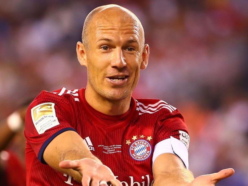 Arjen Robben Serge Gnarby Planet Futbol podcast