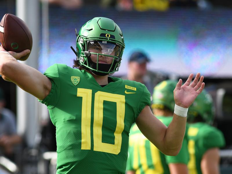 COLLEGE FOOTBALL: SEP 22 Stanford at Oregon