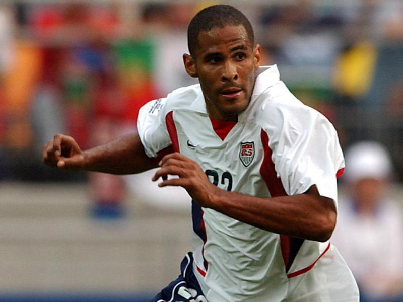Former USMNT great Tony Sanneh