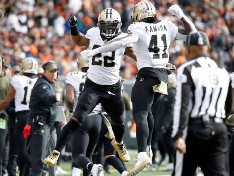 New Orleans Saints v Cincinnati Bengals