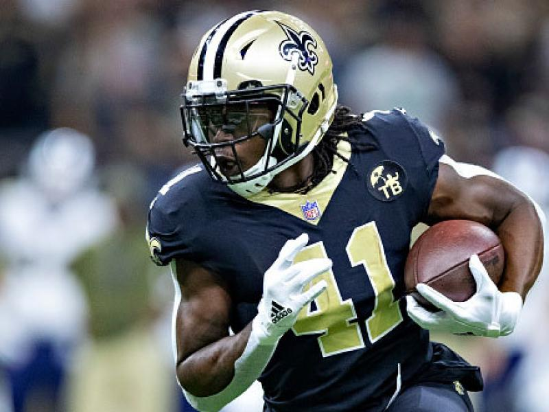 Alvin Kamara Breakout of the Year