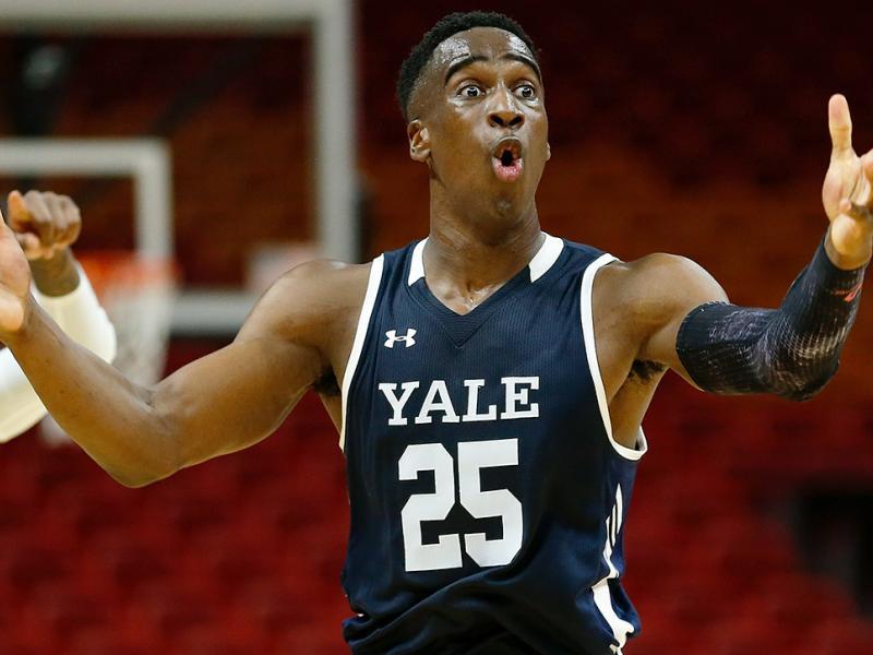 Yale's Miye Oni