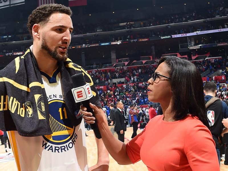 Klay Thompson, warriors, clippers, los angeles clippers, golden state warriors