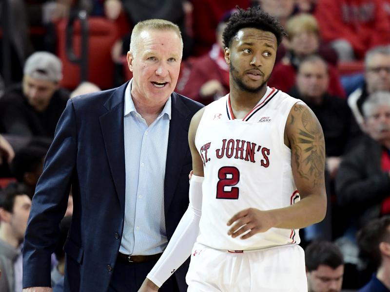 Chris Mullin on leaving St. John's