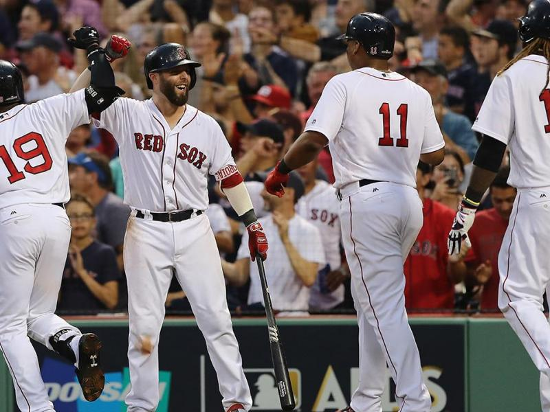 Red Sox Stave Off Elimination With 10-3 Win Over Astros in Game 3