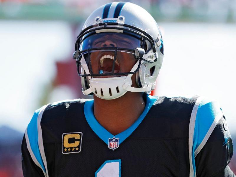Kelvin Benjamin, Cam Newton Talk After Benjamin's Comments on Panthers