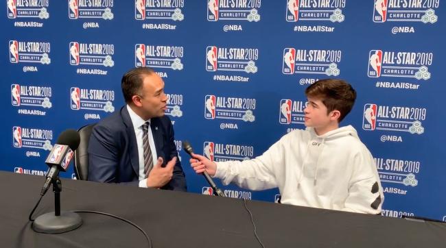 Catching Up with NBA Deputy Commissioner Mark Tatum b8abbf9126f