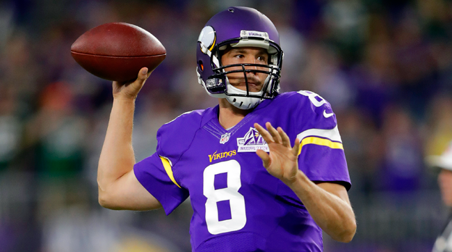 It's Good to be Sam Bradford
