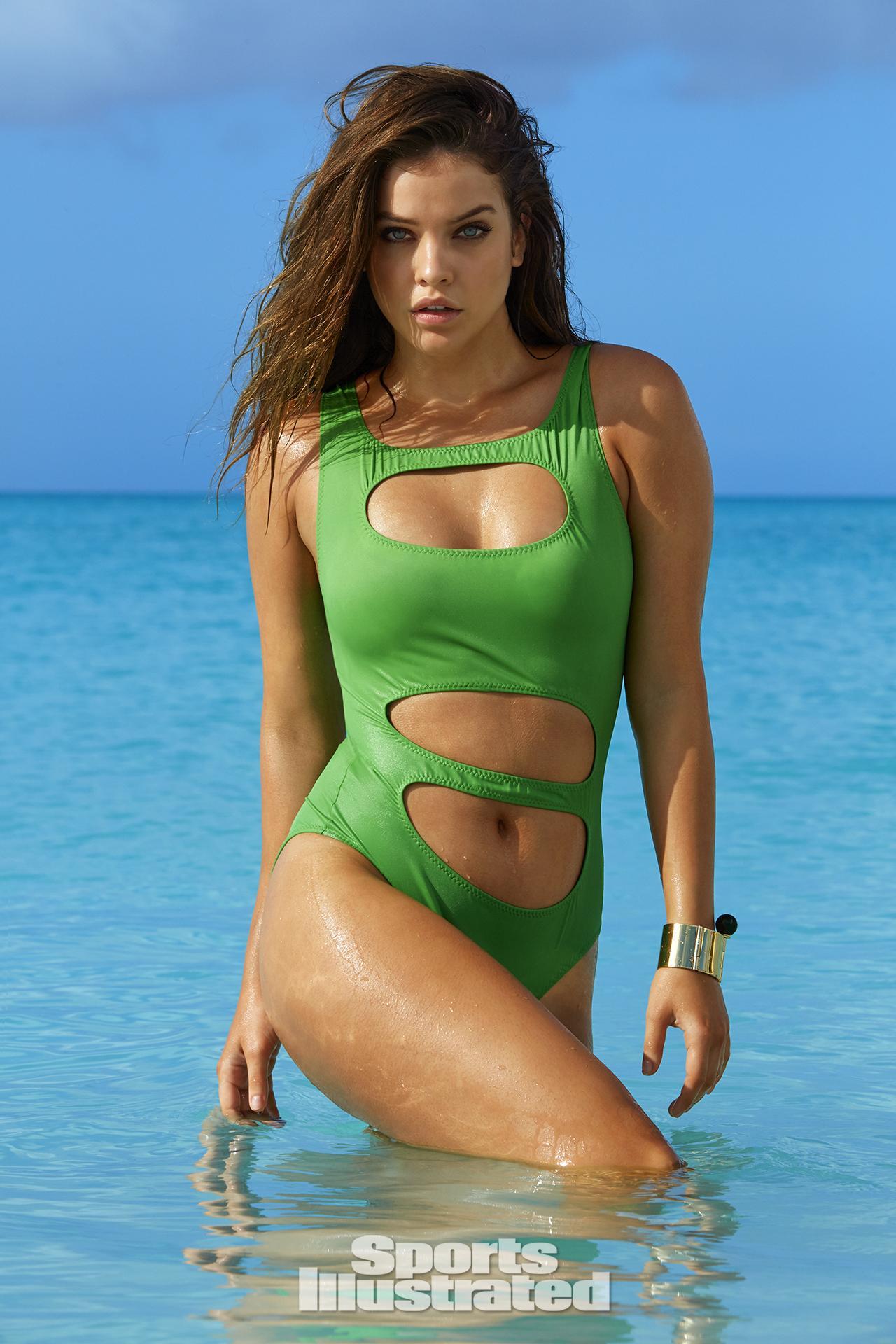 Barbara Palvin Swimsuit Photos, Sports Illustrated Swimsuit 2016