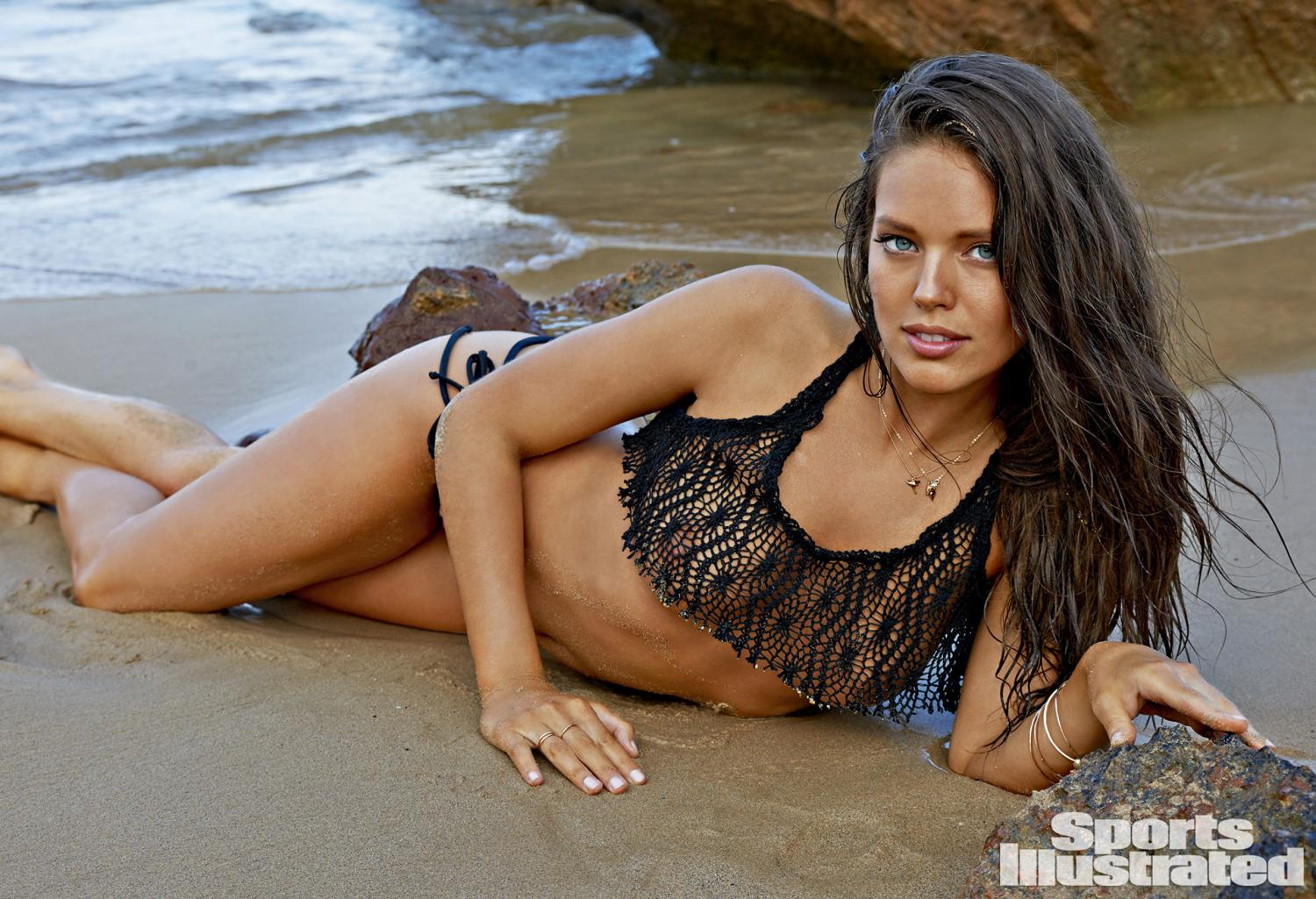 Emily DiDonato Swimsuit Photos, Sports Illustrated Swimsuit 2015