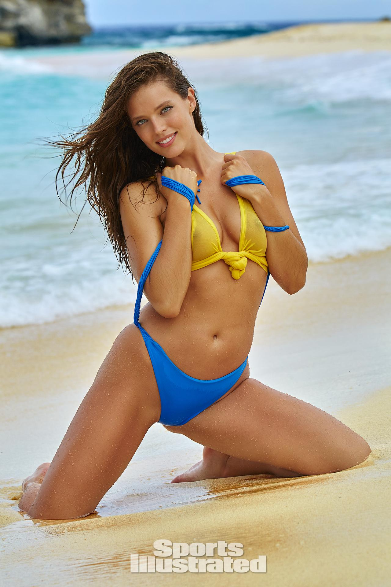 Emily DiDonato Swimsuit Photos, Sports Illustrated Swimsuit 2016