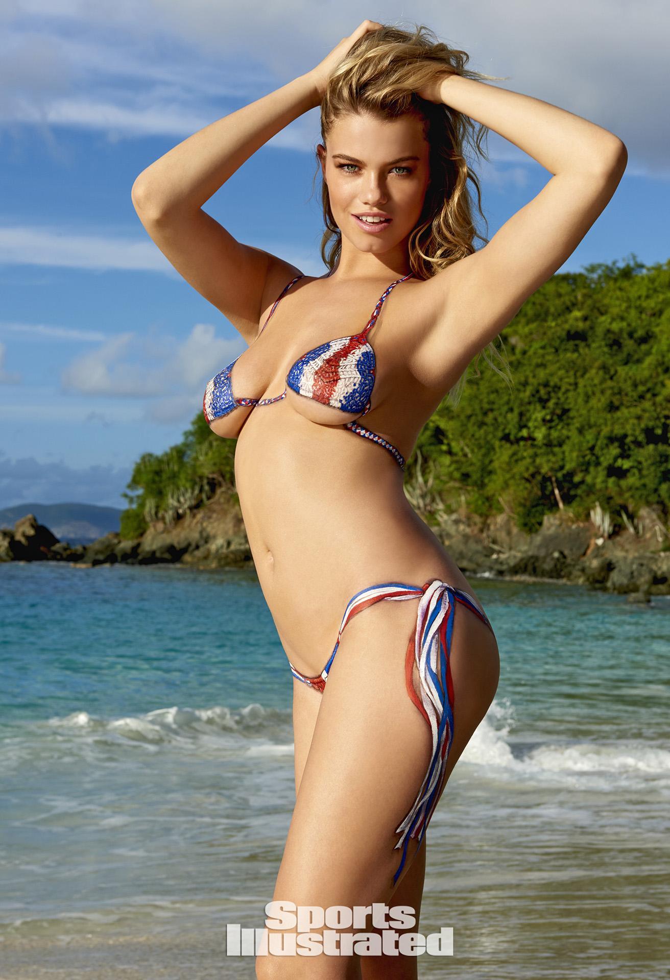 image Genevieve morton intimates si swimsuit 2017