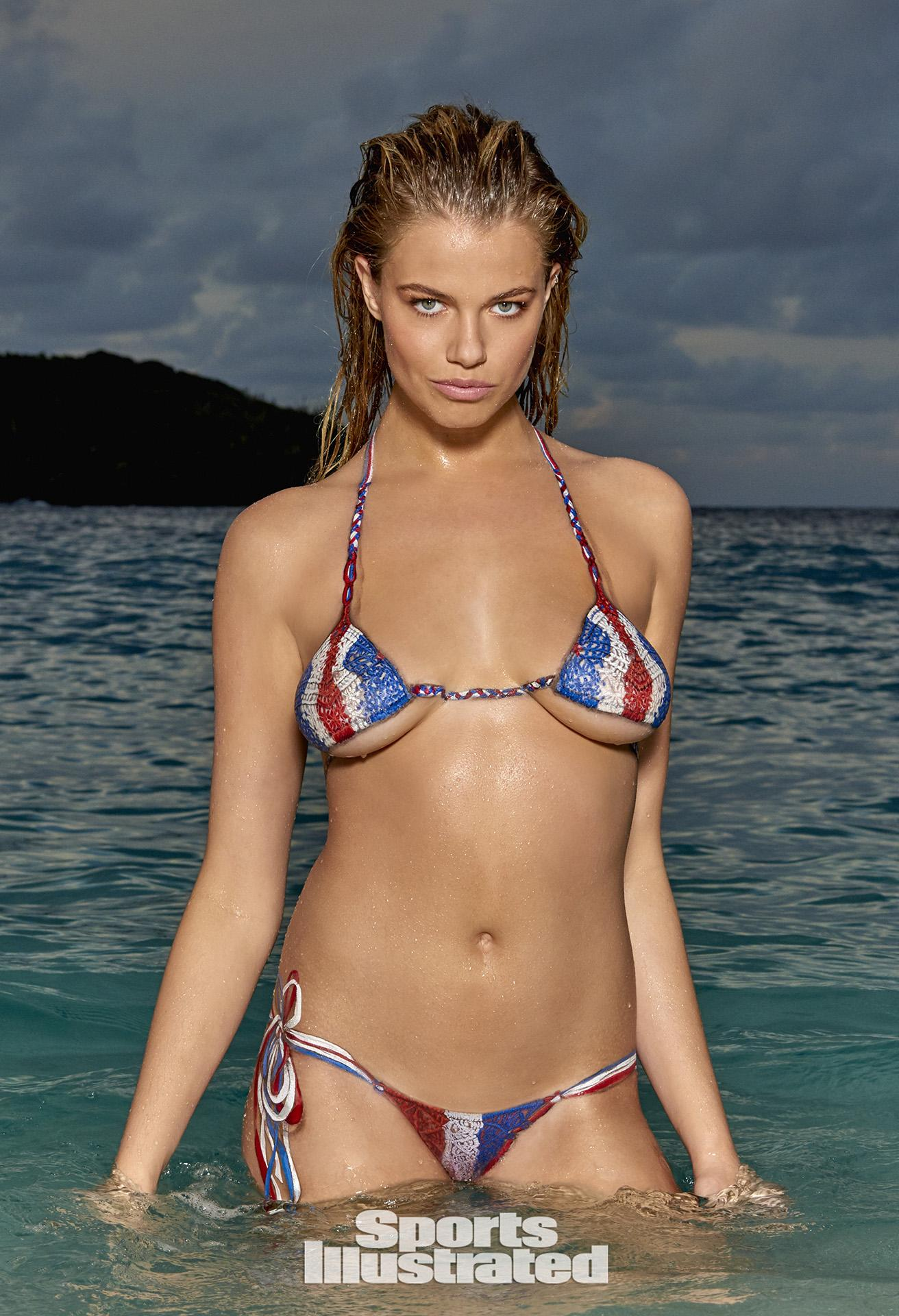 sports illustrated body paint uncensored