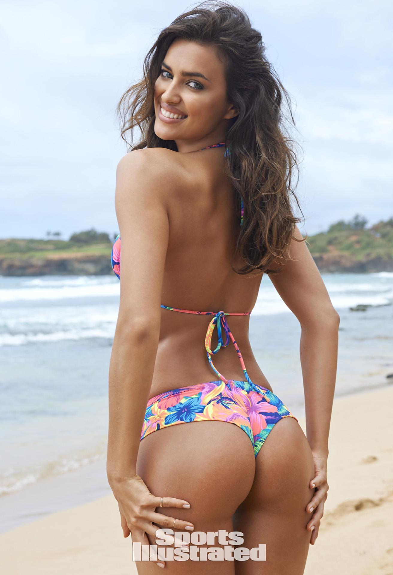 Irina Shayk Swimsuit Photos, Sports Illustrated Swimsuit 2015