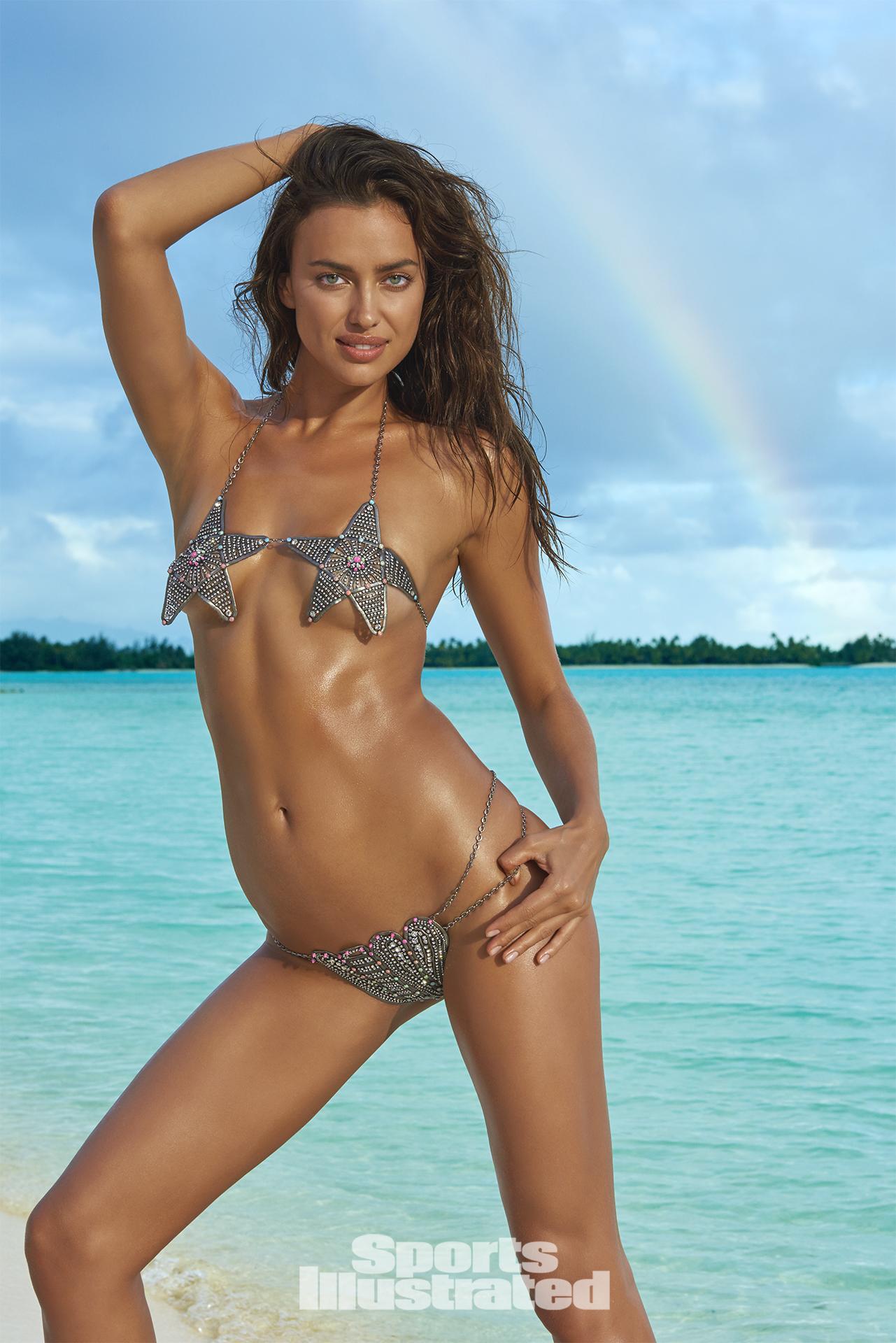 Irina Shayk Swimsuit Photos, Sports Illustrated Swimsuit 2016