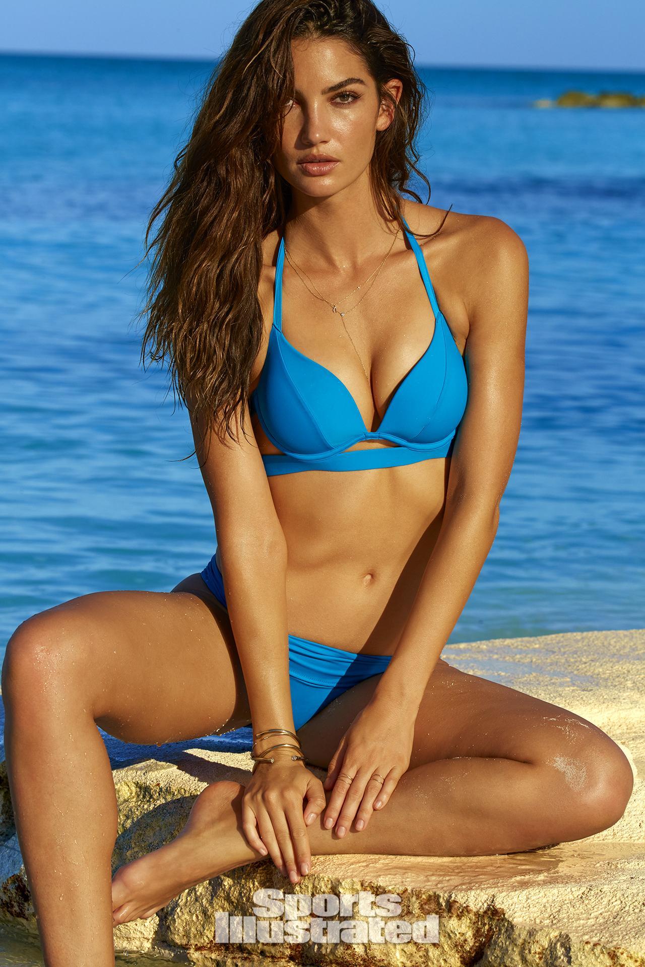 Lily Aldridge Swimsuit Photos Sports Illustrated Swimsuit 2016